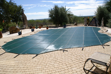 Pool Cover Installation
